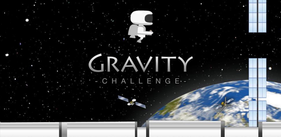 Bild på Gravity Challenge - Flappy bird kopia