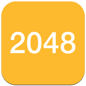 Appicon 2048 Mind Game