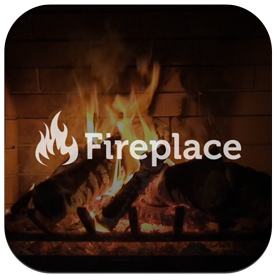 Bild på bras app icon - myFireplace