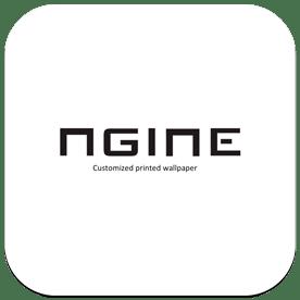 Bild på ngine logo