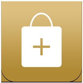 Bild på app ikon - Shopping aid storleksguide